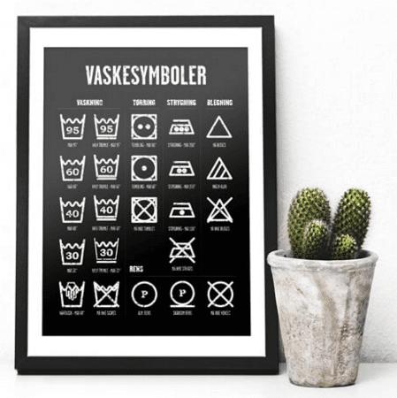 Gratis-vaskevejledning-flot-bolig-indretning-plakat